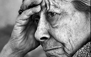 Alzheimer's sufferer