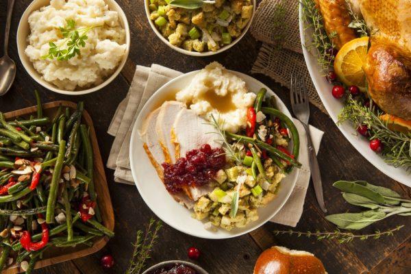 Food Bank Thanksgiving