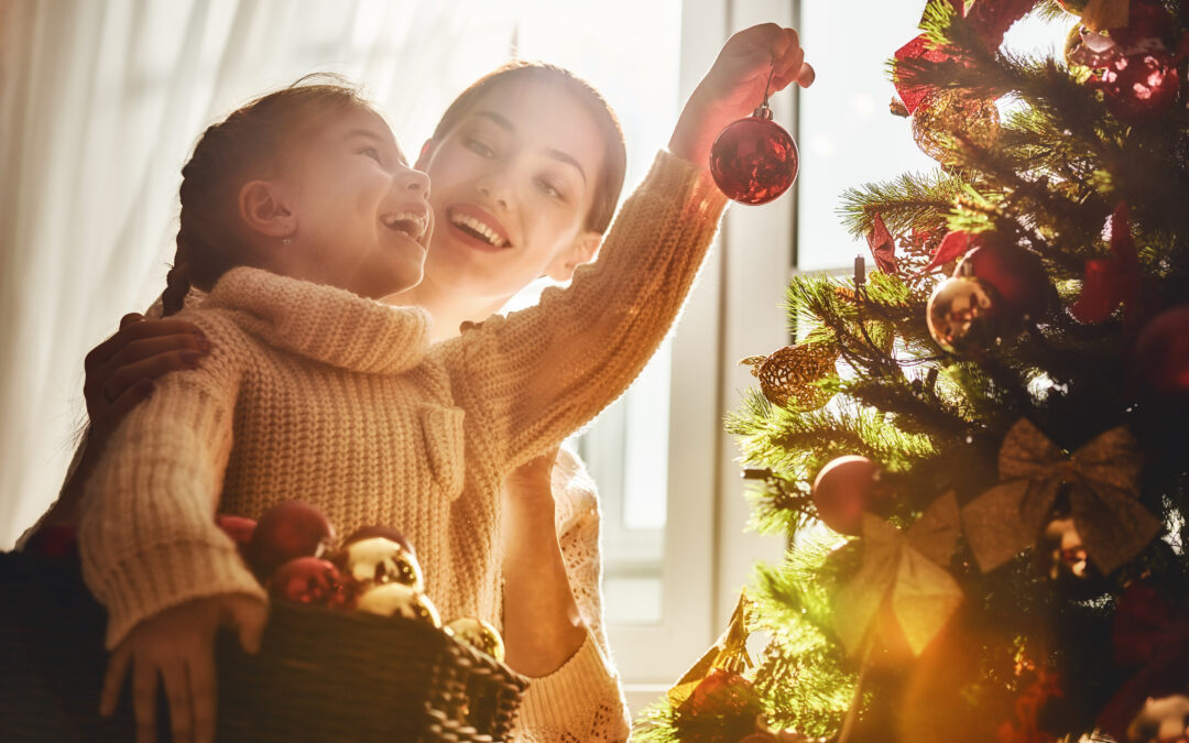 Holidays: When Motherhood is Truly a Blessing