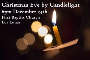 2016 Candlelight Service