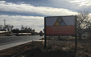 New Highway Sign for FBCLL!