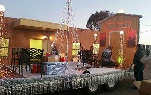 2016 Los Lunas Christmas Parade